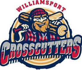 This image has an empty alt attribute; its file name is Williamsport-Crosscutters-logo.png
