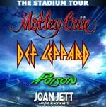 Mötley Crüe/Def Leppard/Poison/Joan Jett and the Blackhearts Stadium Tour