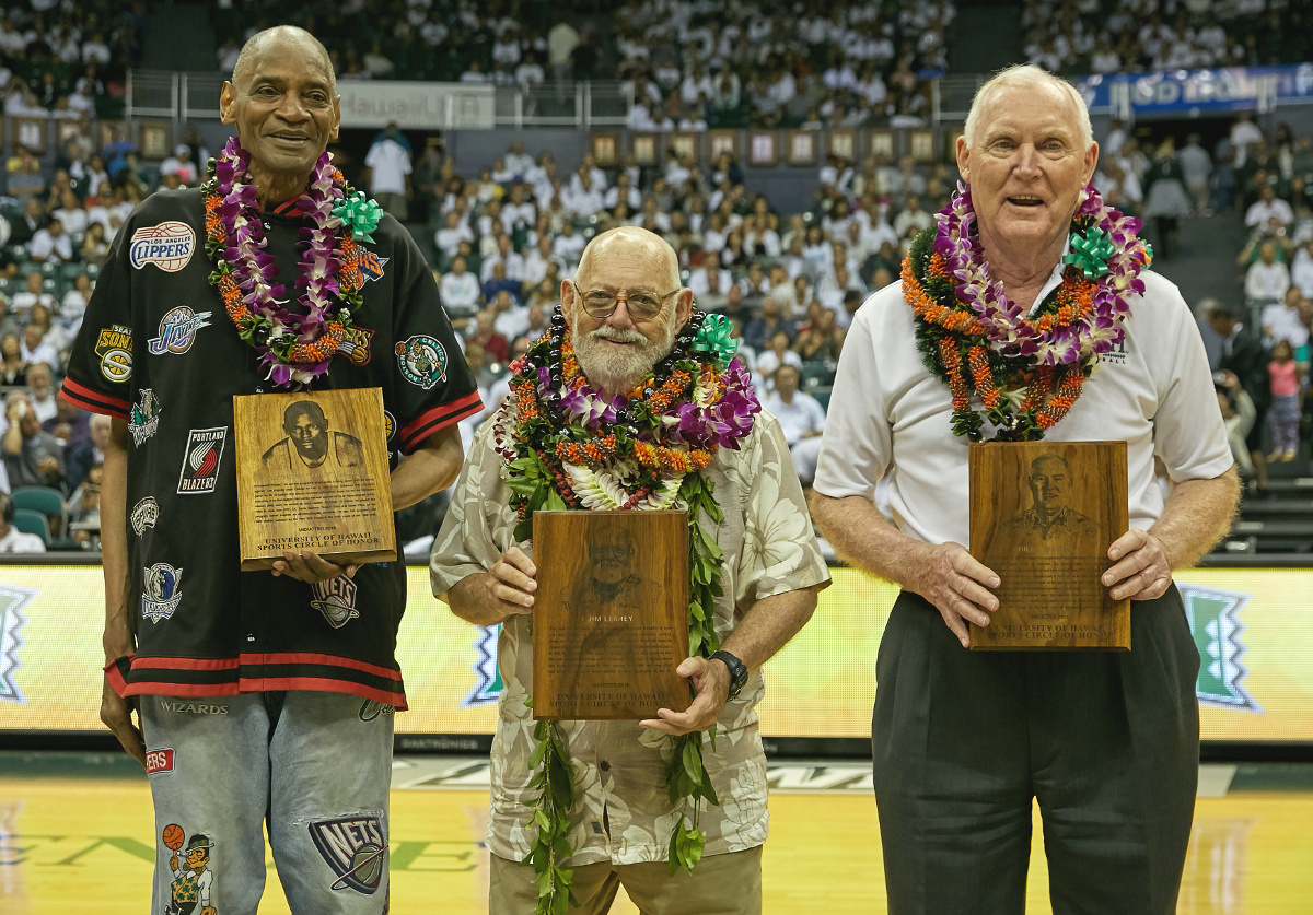 Legends Honored