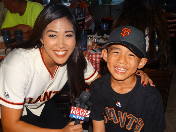 Photos: SF Giants Viewing Party