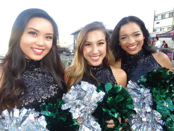 Photos: Sideline Hawaii Launch Party