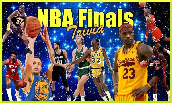 NBA Finals Quiz