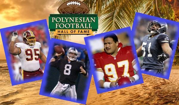 Polynesian Football Hall of Fame Class of 2019