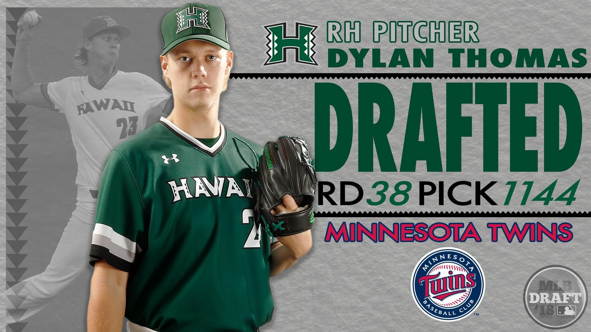 Dylan Thomas Drafted