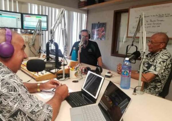 In Studio with Bob Nash