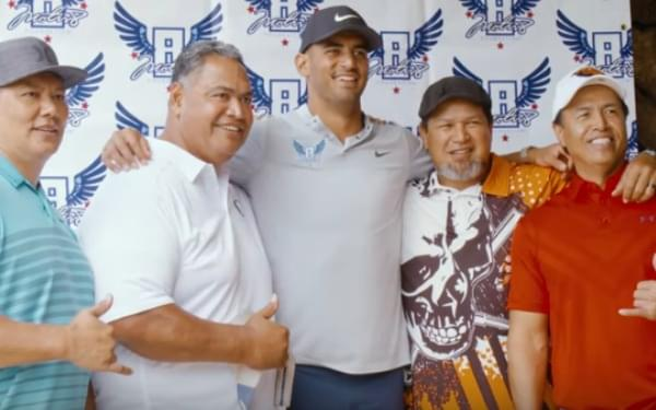 "Marcus Mariota and the ""Aloha Spirit"""