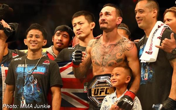 Max Holloway payout for UFC 240 and more