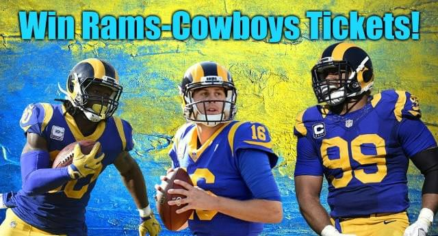 Rams Ticket Giveaway
