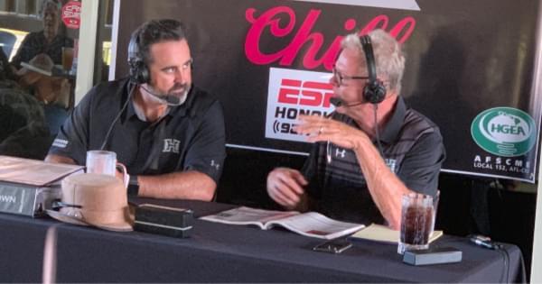 Call the Coach w/ Nick Rolovich | Aug. 13