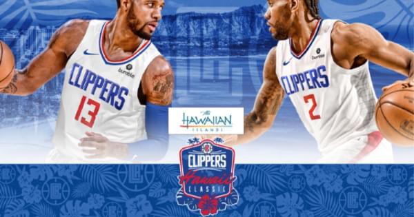 Clippers' Hawaii ticket sale date announced