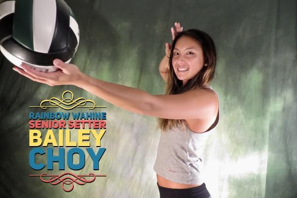 Meet Hawaii's Bailey Choy