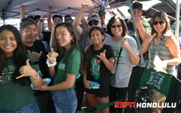 Tailgate Reports | Central Arkansas vs. Hawai'i