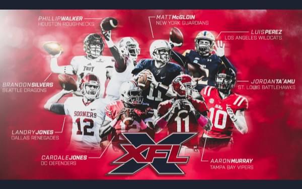 XFL Draft 2019