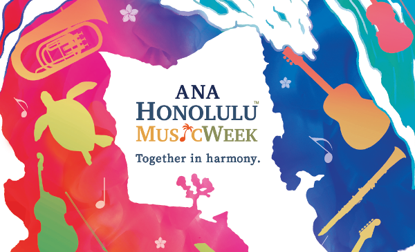 ANA Honolulu Music Week
