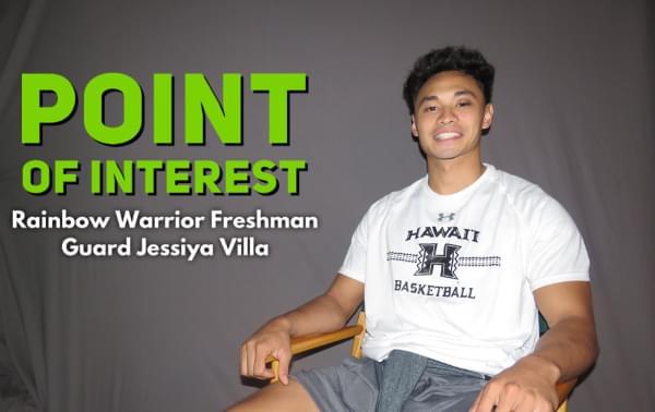 Jessiya Villa Makes His Point