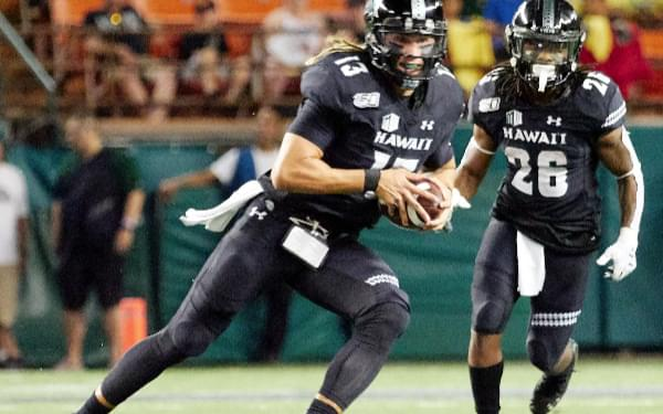 Bobby's Preview: San Jose State vs. Hawai'i