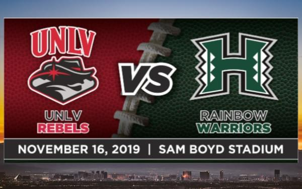 INFO: Hawaii vs. UNLV