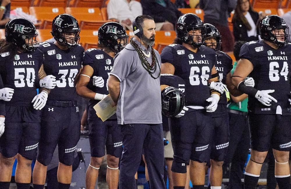 Bobby's Preview: Hawai'i vs. Army West Point