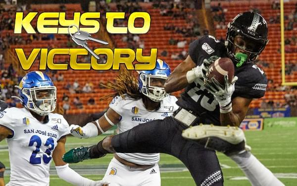 What Hawaii Must Do to Beat Army