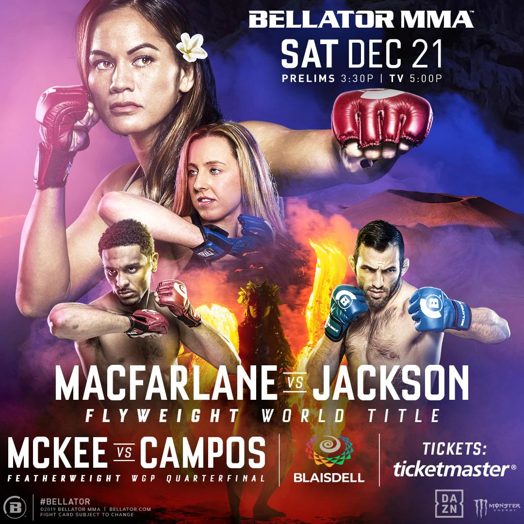Bellator 236: Macfarlane vs. Jackson