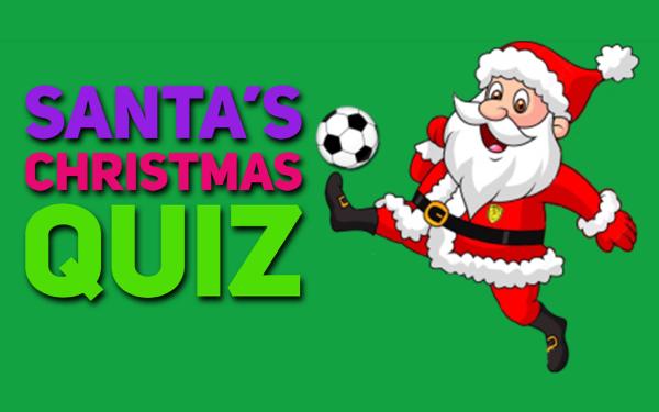A Christmas Trivia Quiz