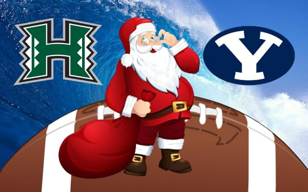 'Twas the Day Before the SoFi Hawaii Bowl…