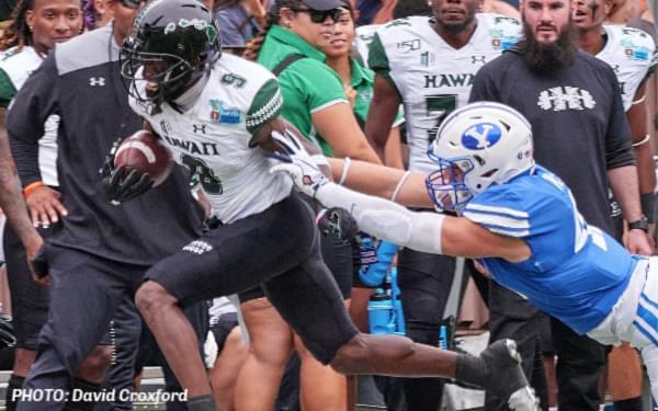 Gallery: SoFi Hawai'i Bowl