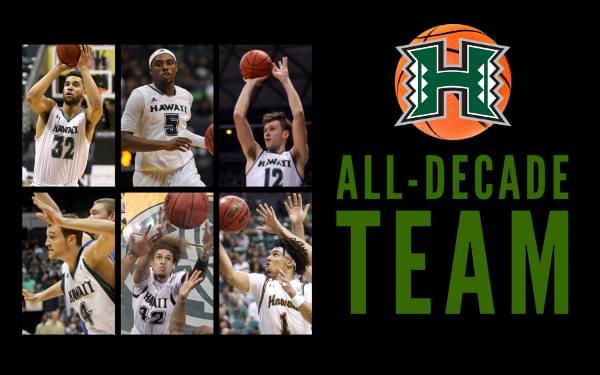 UH MBB: All-Decade Team