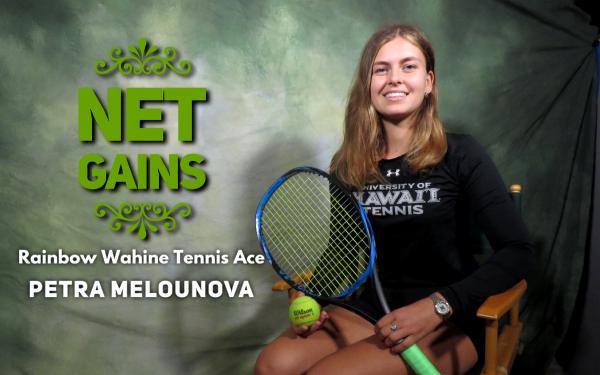 Tennis Ace: Petra Melounova