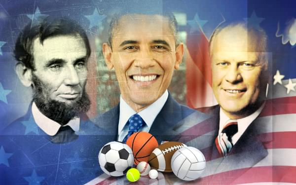 Presidents in Sports