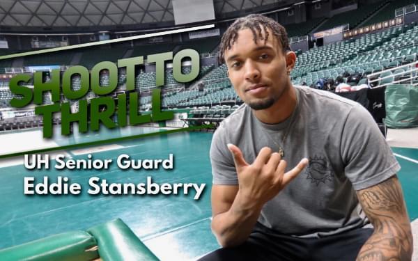 Senior Profile: Eddie Stansberry