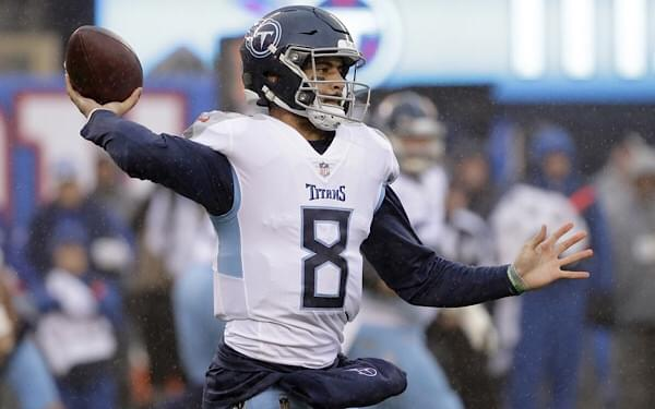 Five Landing Spots for Marcus Mariota