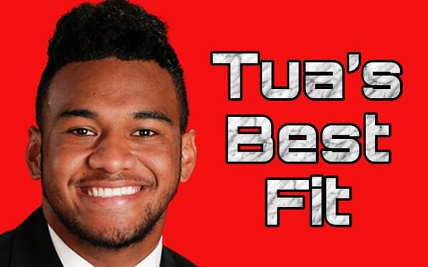 Where Does Tua Fit Best?
