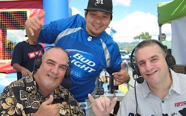 ESPN Honolulu Scrapbook #9