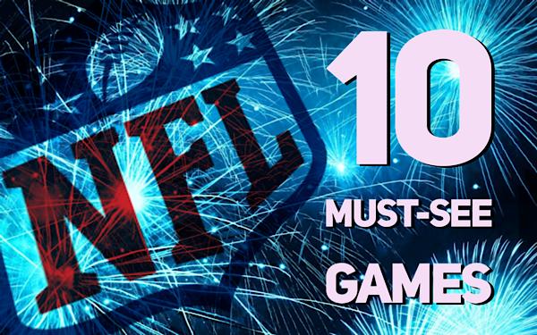 Ten Games to Watch