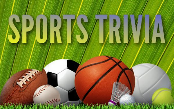 Test Your Sports Trivia IQ