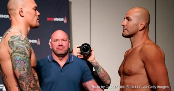UFC Fight Night: Smith vs. Teixeira