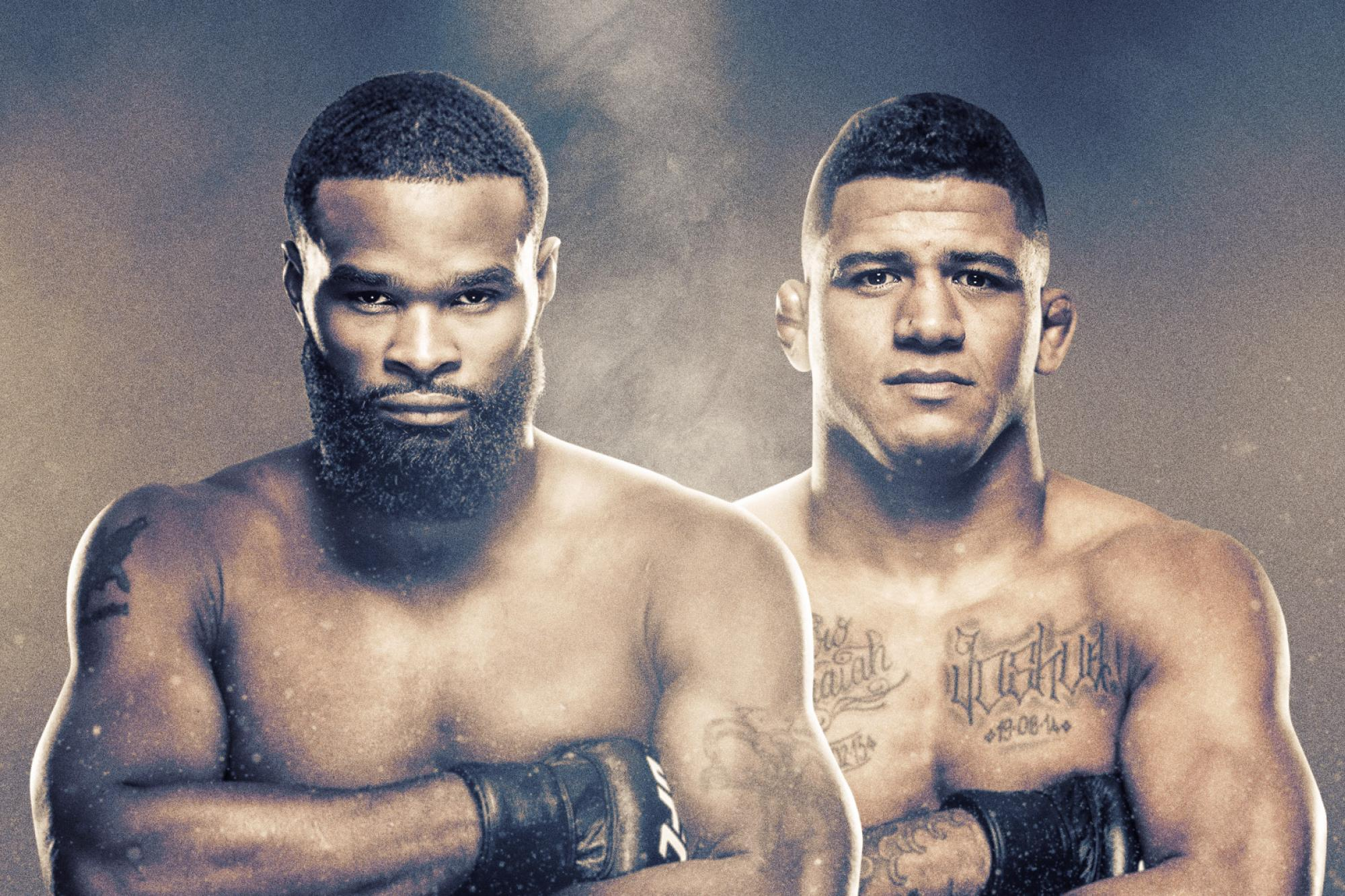 UFC Fight Night: Woodley vs. Burns