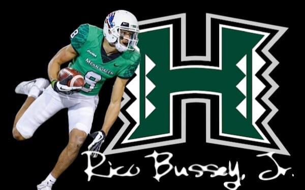 A Closer Look at Rico Bussey, Jr.