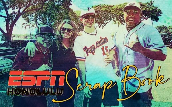 ESPN Honolulu Scrapbook #11