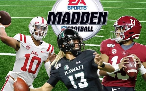 Madden: Rookie Ratings