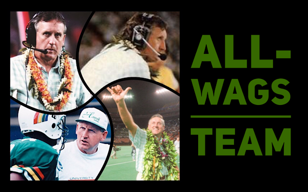 The Ten Best Players from the Bob Wagner Era