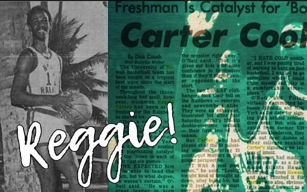 Remembering Reggie Carter