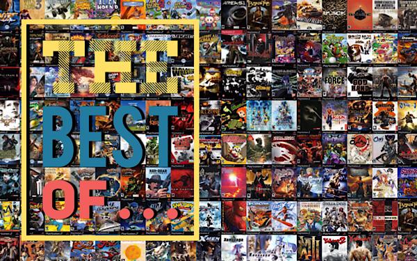 Top Ten Video Games (of Yesteryear)