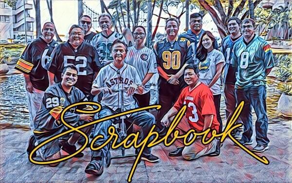 ESPN Honolulu Scrapbook #12