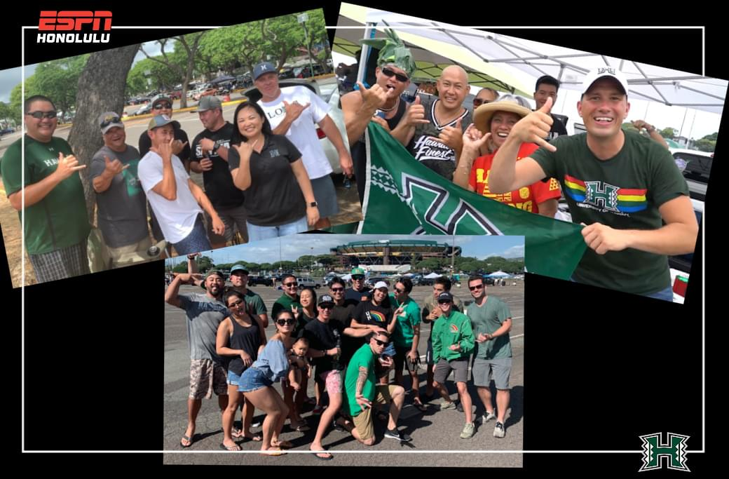 Hawai'i Fan Photos