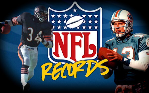 NFL Quiz: The Record Holders