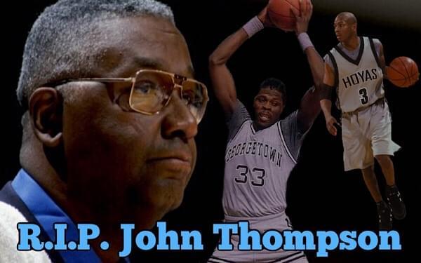 Ten Facts: John Thompson