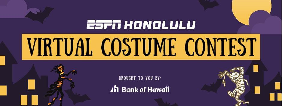 Espn Halloween Costume 2020 Halloween Costume Contest | ESPN Honolulu