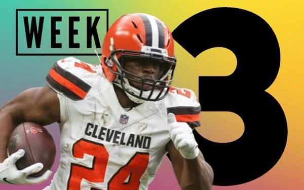 The Best of Week 3